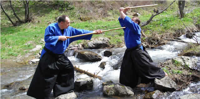 aikido river